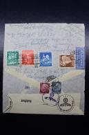 Austria: Anschluss  Luftpost Cover Wien 12-3-1941 Wien -> Hollywood Caifornia Mi 768 - 771 - Briefe U. Dokumente