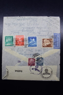 Austria: Anschluss  Luftpost Cover Wien 12-3-1941 Wien -> Hollywood Caifornia Mi 768 - 771 - 1918-1945 1. Republik
