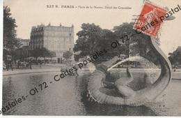 CPA [75] Paris > Place De La Nation - Détail Des Crocodiles - Arrondissement: 12