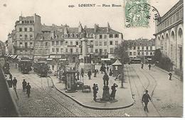 56    Lorient    Place Bisson - Lorient