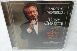"CD ""Tony Christie"" Sings The Greatest Movie Songs - Soundtracks, Film Music"