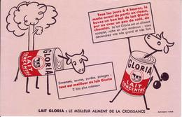 Buvard : Lait Concentré GLORIA - - Dairy
