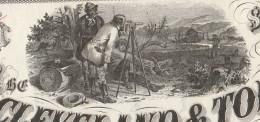 Topographie Géomètre Géodésie Arpenteur Surveying Surveyor Theodolite Geodesy Landvermesser Vermessung Rilevamento - Etats-Unis