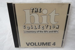 """CD """"The Hit Collection"""" A Memory Of The 50's And 60's, Volume 4 - Compilations"""