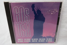 "CD ""60s USA"" Div. Interpreten - Compilations"
