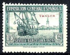 Tanger Español Nº 39 En Nuevo - Marruecos Español