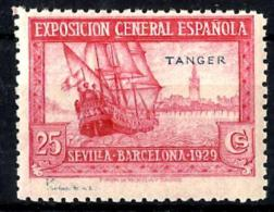 Tanger Español Nº 41 En Nuevo - Marruecos Español