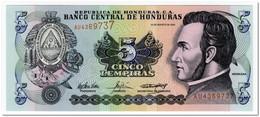HONDURAS,5 LEMPIRAS,2004,P.85,UNC - Honduras