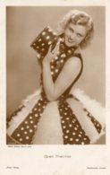 [DC7516] CPA - GRETL THEIMER - FOTOGRAFICA - ATELIER BALAZS - BERLIN - Old Postcard - Attori