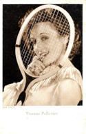 [DC7517] CPA - YVONNE PELLETIER - FOTOGRAFICA - FOX FILM - Old Postcard - Attori