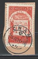 SBK 167 Stempel Cham - Storia Postale