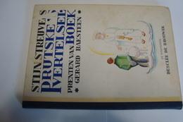 Prutske's Vertelselboek ( Stijn Streuvels ) Met Prenten Van Gerard Baksteen - Anciens