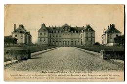 CPA 10 Aube Brienne-le-Château Chateau Vu De Face - Francia