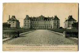 CPA 10 Aube Brienne-le-Château Chateau Vu De Face - France