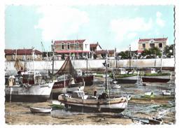 Ile D'oléron Le Port De La Cotinière - éd. A. Gilbert Jarnac  BJ 17 - écrite 1969 - Ile D'Oléron