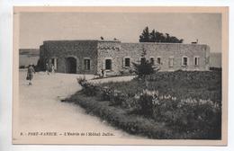 PORT MANECH (29) - L'ENTREE DE L'HOTEL JULIA - Autres Communes