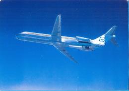 The `INEX ADRIA AIRWAYS `DC-9 SERIES. - 1946-....: Modern Era