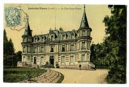 CPA 37 Indre Et Loire Joué-lez-Tours Le Clos Saint-Victor - France