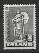 1939 MNH Iceland, Postfris** - 1918-1944 Unabhängige Verwaltung
