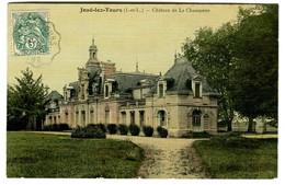 CPA 37 Indre Et Loire Joué-lez-Tours Château De La Chaumette - France