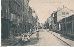 92) SCEAUX : Rue Houdan - Sceaux