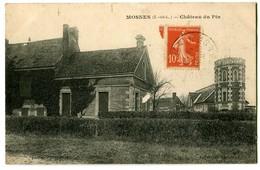 CPA 37 Indre Et Loire Mosnes Château Du Pin - France