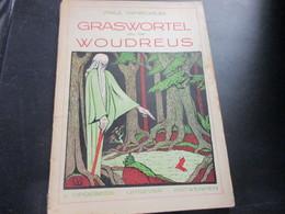 Paul Tamborijn , Graswortel En De Woudreus, L Opdebeek, Antwerpen - Books, Magazines, Comics