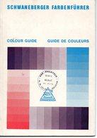 SCHWANEBBERGER FARBENFUHRER - Guide De Couleurs - Handbücher