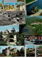 Région NOUVELLE AQUITAINE - Lot De 670 Cartes - Cartoline