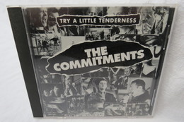 """CD """"The Commitments"""" Try A Little Tenderness - Soundtracks, Film Music"""