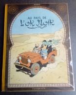 TINTIN - Le Pays De L'or Noir - Eo 1950 - B4 - Ttbe - Hergé