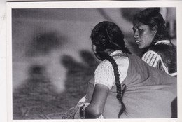 LOCAL YOUNG WOMEN, CHIAPAS, MEXICO. FOTO XAVIER KRISCAUTZKY. MITOS PRODUCCIONES. CIRCA 2000's- BLEUP - Mexico