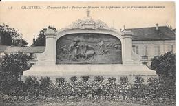 Monument élevé En Mémoire Des Expériences Sur La Vaccination Charbonneuse - Chartres