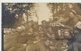 "AK ""Zigarren Sind Angekommen"" - Guerra 1914-18"