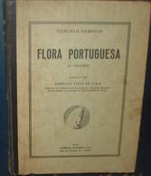 FLORA PORTUGUESA.Goncalo SAMPAÏO.792 Pages - Livres, BD, Revues