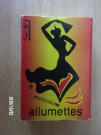 Boite D'allumettes Vide Seita (40) - Boites D'allumettes
