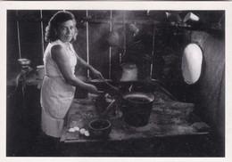 COCINANDO COOCKING. CHIAPAS, MEXICO. FOTO XAVIER KRISCAUTZKY. MITOS PRODUCCIONES. CIRCA 2000's- BLEUP - Mexico