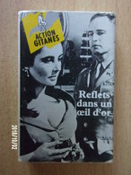 Boite D'allumettes Vide Action Gitanes (24) - Boites D'allumettes