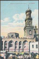 Mosquée Et Minarets De Sultan Kalaoun, Le Caire, C.1910s - Postcard - Cairo