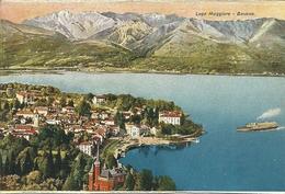 Baveno (Verbania) Lago Maggiore, Panorama Dalla Collina, View, Vue, Ansicht - Verbania