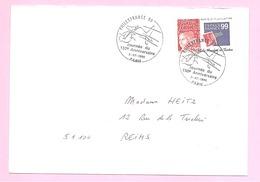 LUQUET LA POSTE - N°3127 - 3,00 F. PHILEXFRANCE 99. Sur Lettre. Cachets Illustrés De La  Journée Du 150e Anniv. TB - 1997-04 Marianne (14. Juli)
