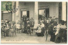 TUNISIE - SFAX - LE BAR ALGERIEN - Tunisie