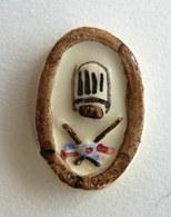 Feve Ancienne PAGIS ? - PERSO TOQUE GRAND CHEF CUISINIER -  Confédération Nationale De La Pâtisserie 1990 3 - Regions