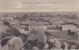 CPA Zinder (Niger) - Vue Générale Du Quartier Européen - Niger