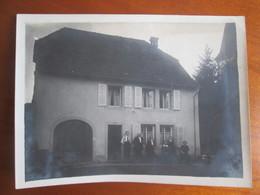 Photo D Une Maison  Abreschviller Ou Environs - Photographs