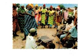 Cpm - Tanzanie - Danse Danseurs - DANCE NGOMA - Xylophone MUSIQUE - Tanzania
