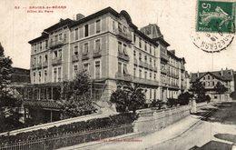 SALIES-DE-BEARN  Hôtel Du Parc - Salies De Bearn