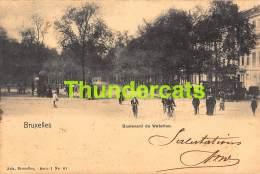 CPA  BRUXELLES  BOULEVARD DE WATERLOO NELS SERIE 1 NO 41  TRAM - Avenues, Boulevards