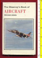 M3-26496 England 1977. The Observer's Book Of Aircraft. 256 Pages - Livres, BD, Revues