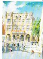 EAU DE COLOGNE 4711 De Mäurer & Wirtz GmbH, Dessin De La Maison Historique Glockengasse à Cologne Sur Rhin 1970 Environ - Publicité
